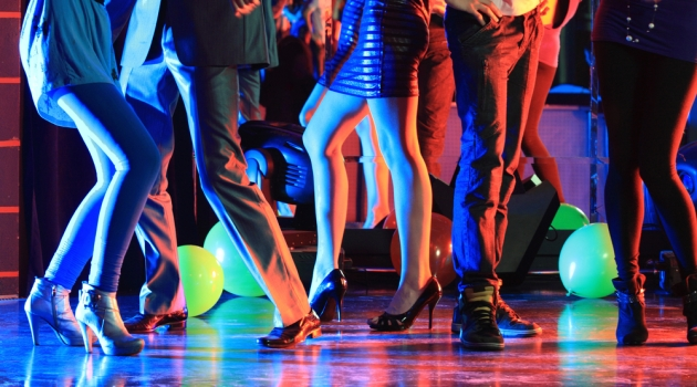 Salsa Dancing Nightclub