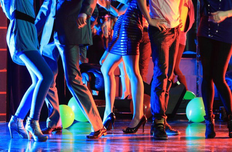 Salsa Dancing Nightclub
