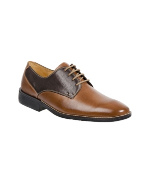 Sandro Moscoloni Plain Toe 4 Eyelet Oxford Men's Shoes