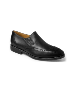 Sandro Moscoloni Wing Tip Double Gore Slip-On Men's Shoes