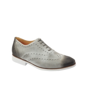 Sandro Moscoloni Wingtip 5 Eyelet Oxford Men's Shoes
