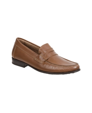 Sandro Moscolonimoc Toe Penny Strap Slip-On Men's Shoes