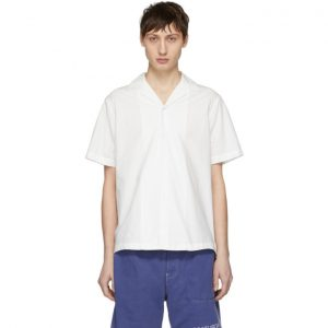 Saturdays NYC SSENSE Exclusive White Canty Shirt