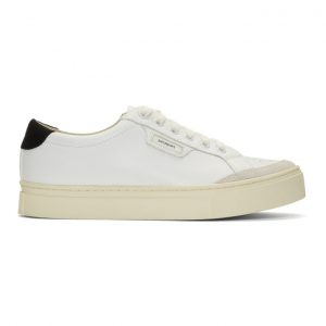 Saturdays NYC White Tilden Sneakers