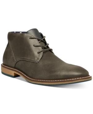 Steve Madden Men's Suodo Dress Casual Chukka Boots Men's Shoes