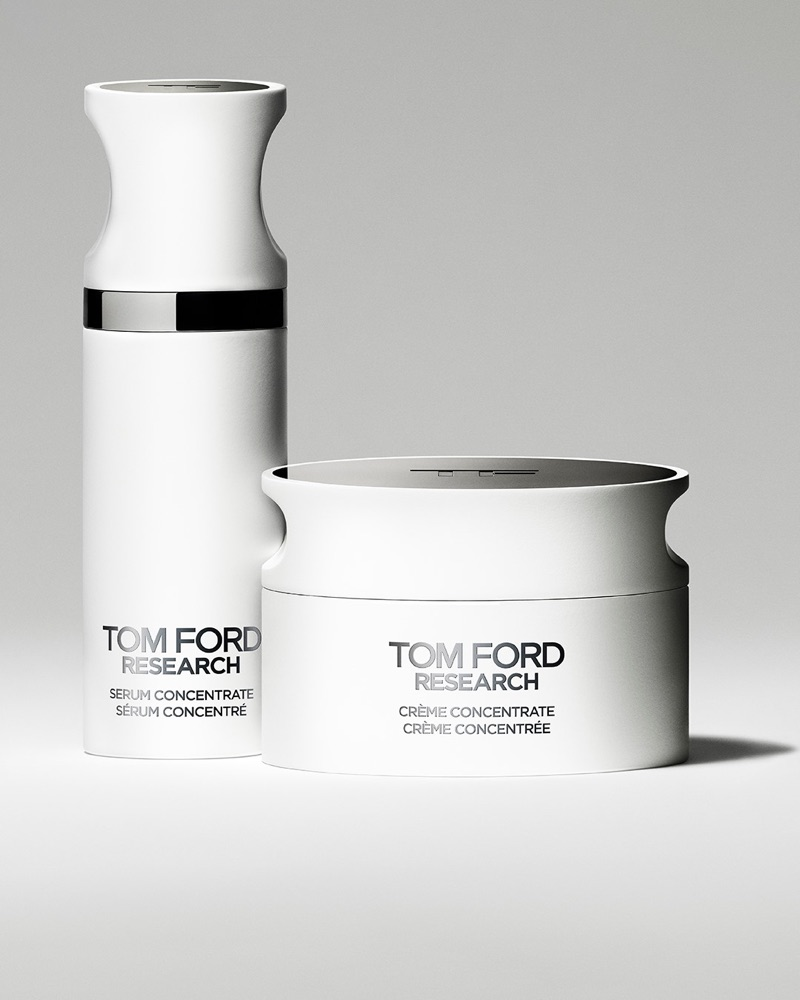 Tom Ford Research Crème Concentrate and Serum Concentrate
