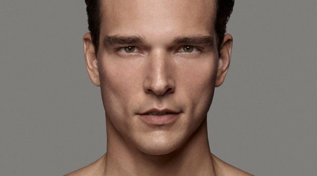 Alexandre Cunha stars in the Tom Ford Research campaign.