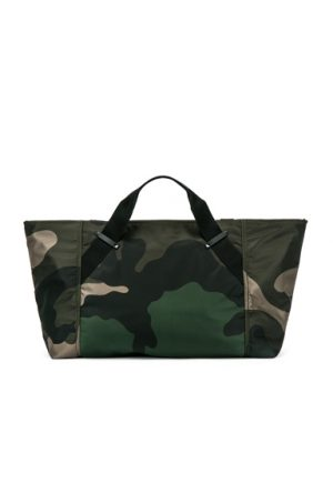 Valentino Duffel Bag in Green