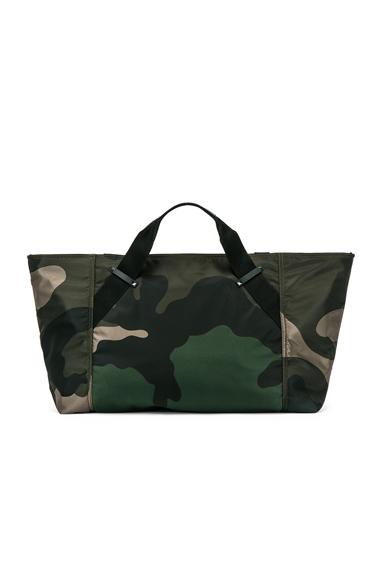 Valentino Duffel Bag in Green