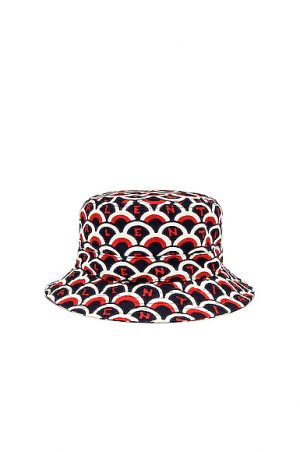 Valentino Printed Bucket Hat in Multi