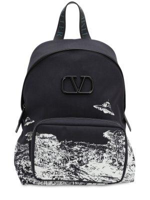 Vu Time Traveler Nylon Backpack