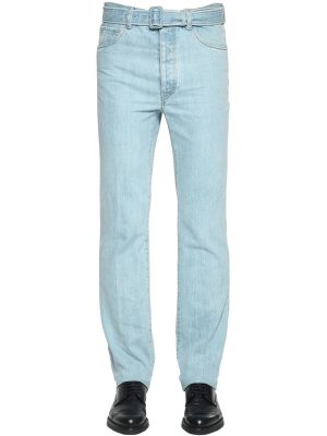 22cm Vintage Denim Jeans