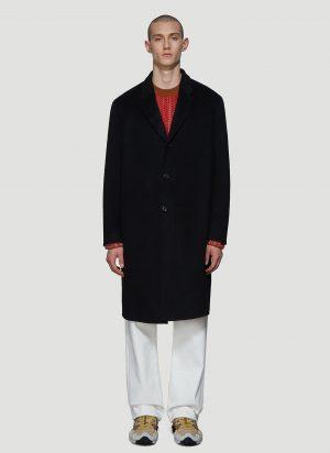 Acne Studios Chad Coat in Black size IT - 50