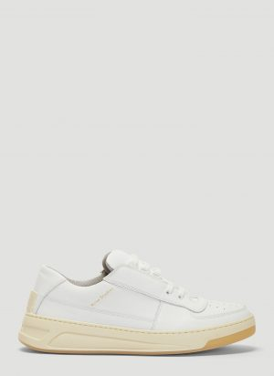 Acne Studios Perey Lace Up Sneakers in White size EU - 44