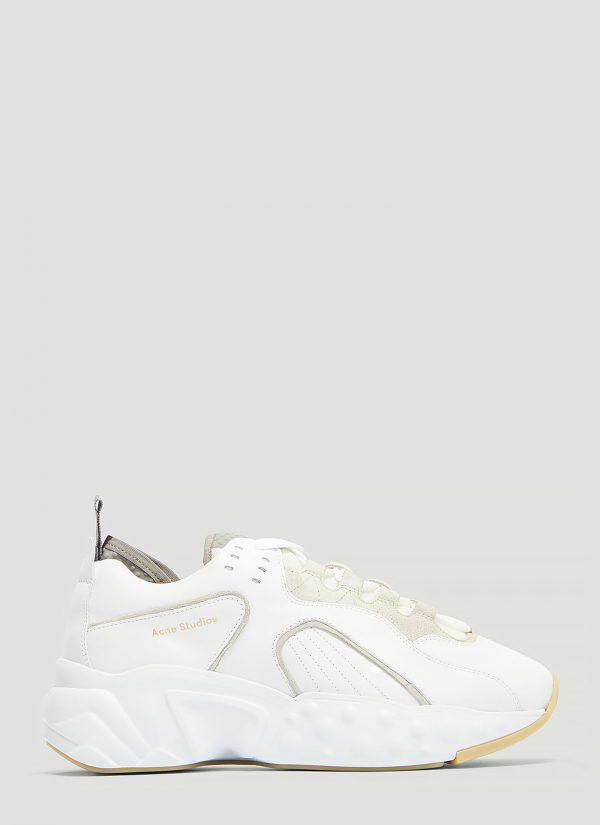 Acne Studios Rockaway Sneakers in White size EU - 43