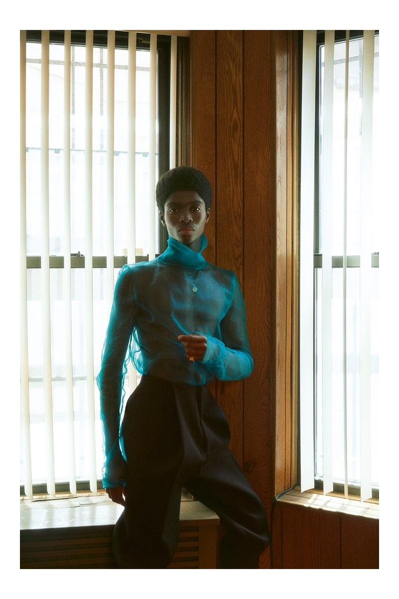 Modern Dandy: Alton Mason for Glass Man