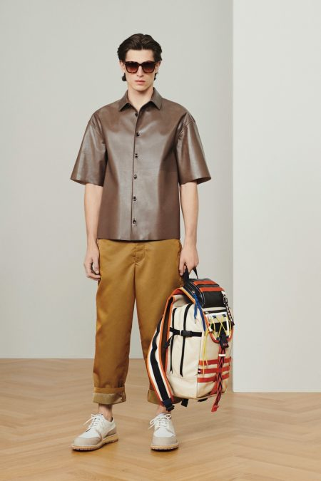 Bally is 'Graphic by Nature' for Spring '20 Collection