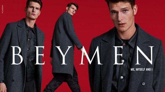 John Todd stars in Beymen's fall-winter 2019 campaign.