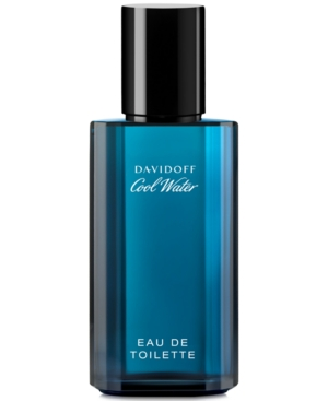Davidoff Cool Water for Men Eau de Toilette Spray, 1.35 oz