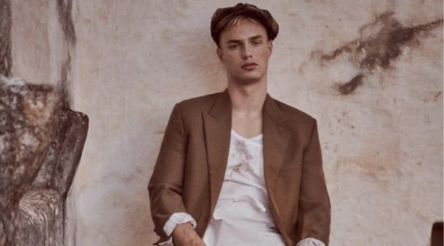 Denek Kania Takes to Countryside for Spanish GQ