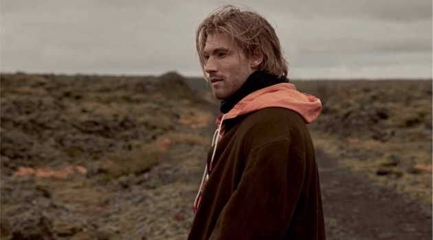 Einar Andri Takes Up 'Solitude' for Euroman