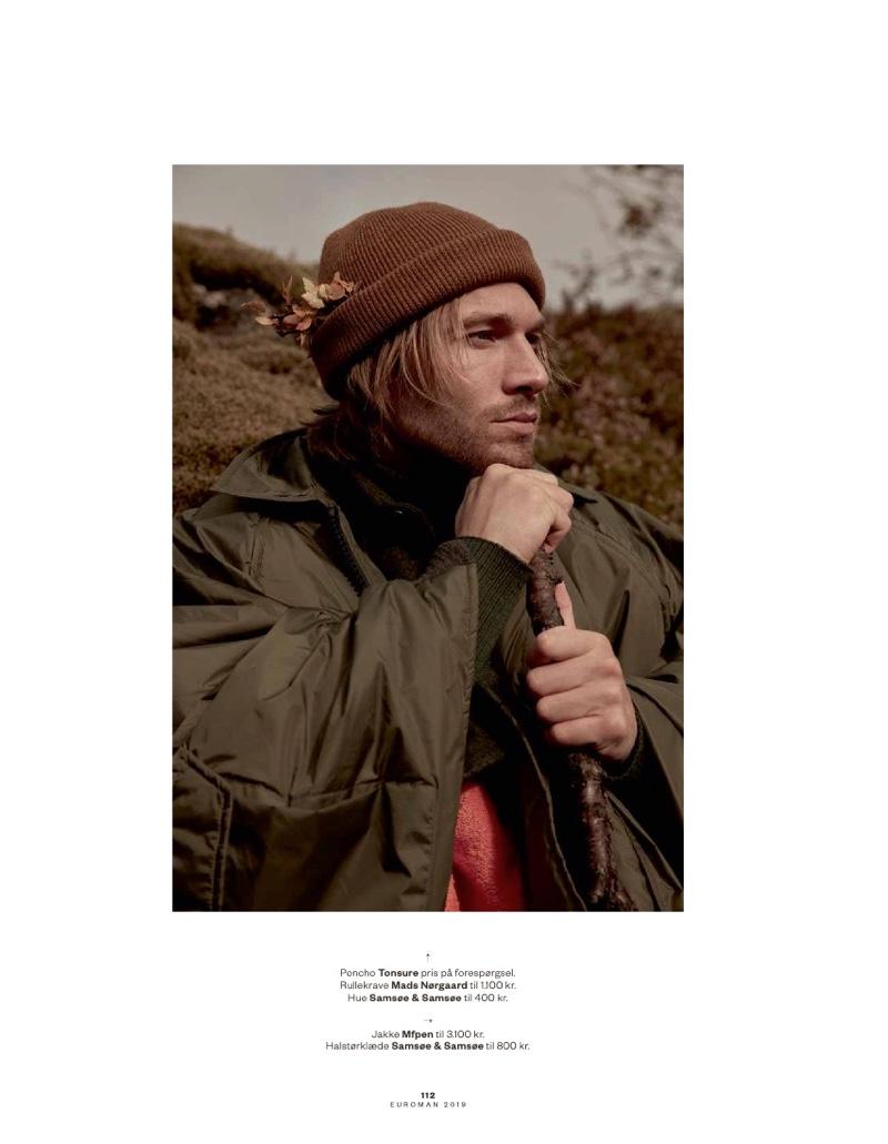 Einar Andri Takes Up 'Solitude' for Euroman