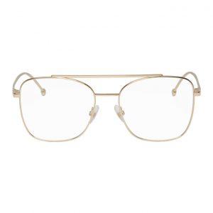 Fendi Gold Forever Fendi 0354 Glasses