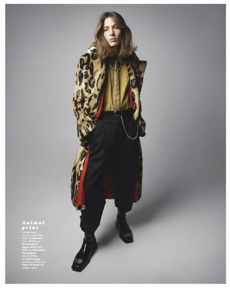 The Stand Outs: Luke & Nat Don Trends for GQ Australia