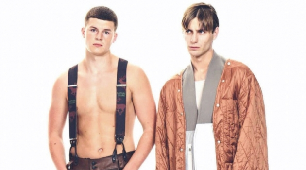 Crazy But Cool: Ben, Tom & Jonas for GQ Germany