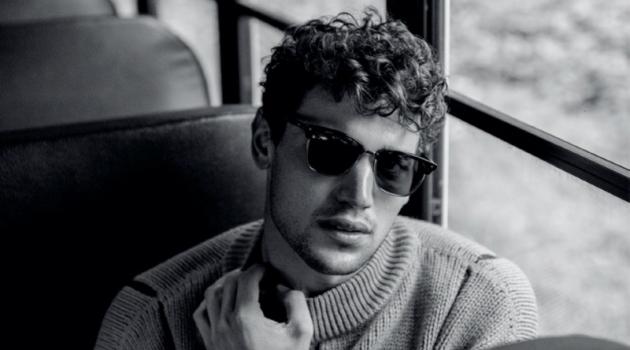 Giacomo Cavalli is a Music Man for GQ Russia