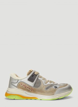 Gucci Ultrapace Sneakers in Grey size UK - 09