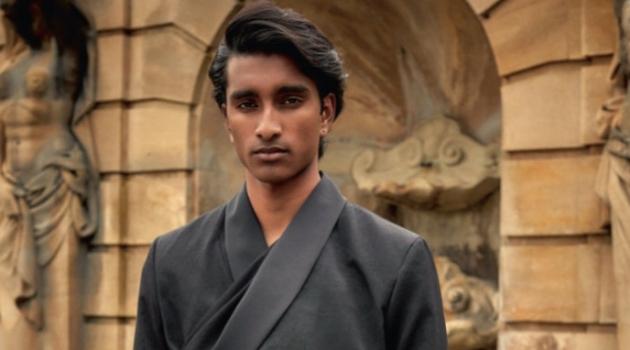 Jeenu Mahadevan Dons Elegant Tailoring for The Observer