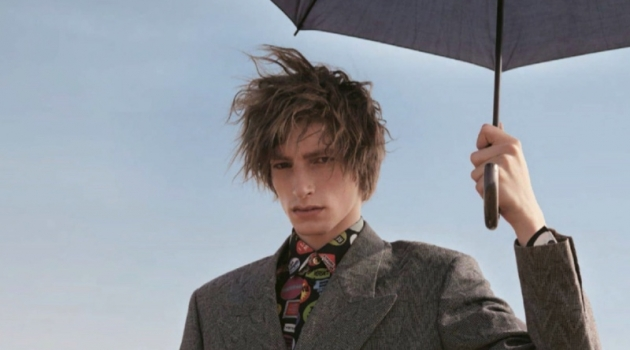 N for Nature: Joel Lumbroso for Men's Uno Hong Kong
