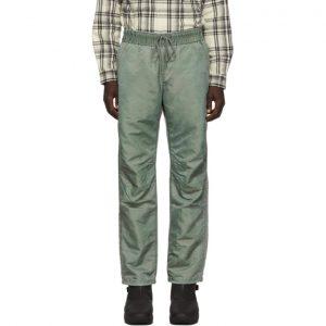 John Elliott Green Nicasio Himalayan Trousers