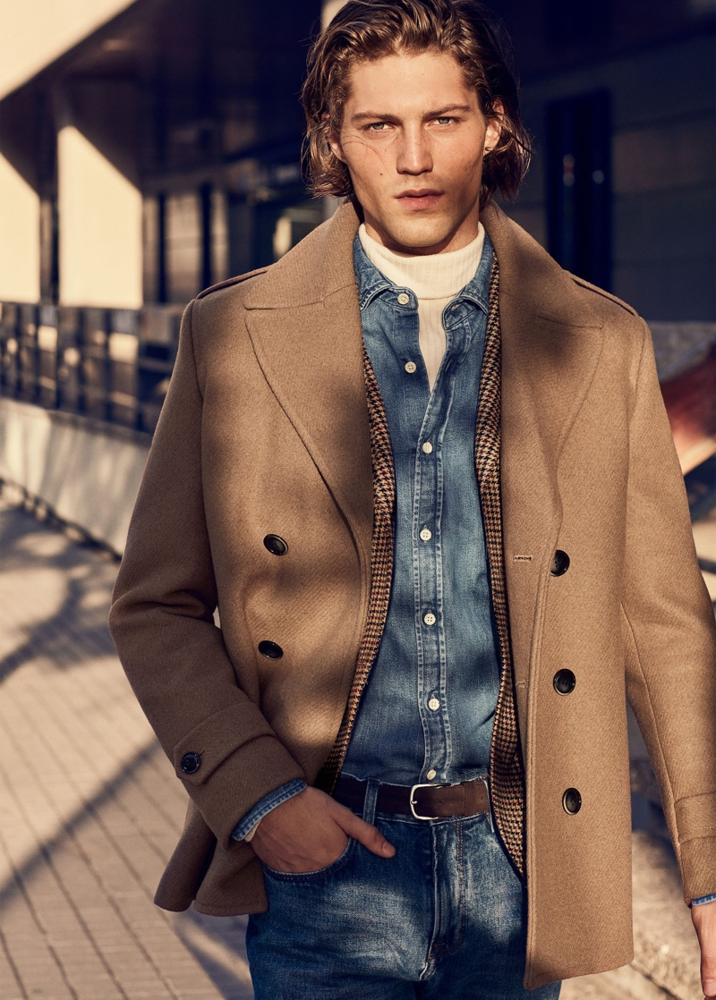 Tyler Shaw for The Fashionisto on Behance