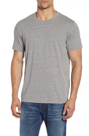 Men's Madewell Garment Dyed Allday Crewneck T-Shirt, Size Medium - Grey