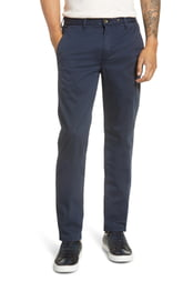 Men's Rag & Bone Fit 2 Slim Fit Chinos, Size 32 - Blue