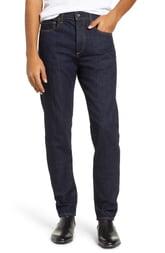 Men's Rag & Bone Fit 2 Slim Fit Selvedge Jeans, Size 34 - Blue