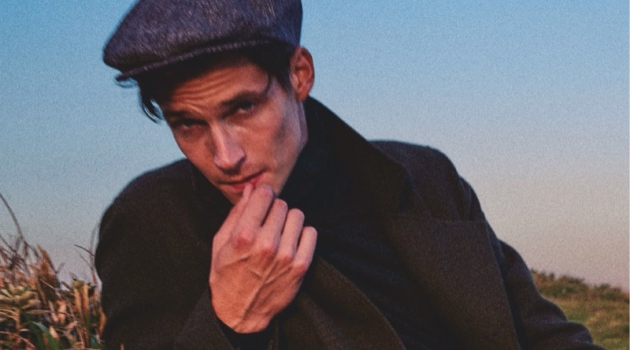 Mister Lonely: Philip Witts for GQ Japan