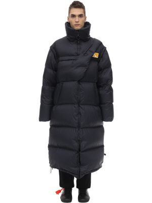 Puffer Coat W/ Detachable Sleeves