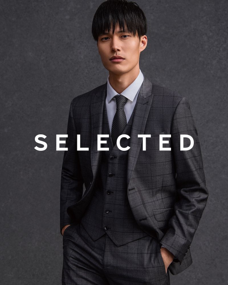Dae, Ni & Adrien Model Smart Fashions for Selected China Fall '19 Campaign