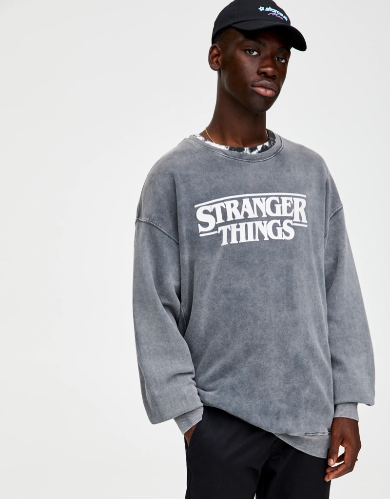 A Look Inside Pull & Bear's Fall 'Stranger Things' Collection