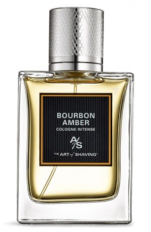 The Art Of Shaving Bourbon Amber Cologne Intense