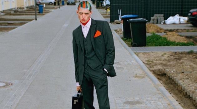 Tom Rey Turns Heads for Men's Health Best Fashion