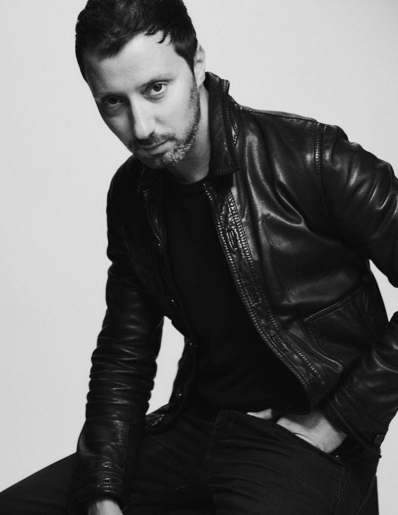 Designer Anthony Vaccarello