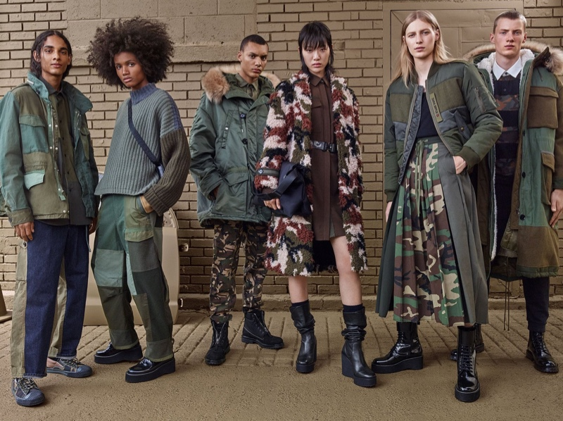 Zara presents its fall-winter 2019 SRPLS collection.
