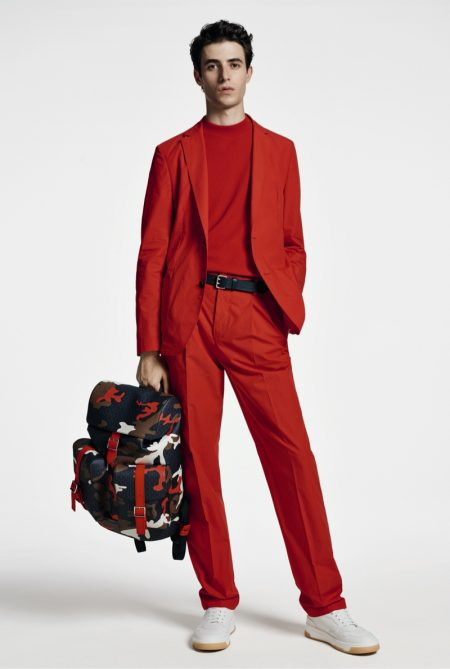 BOSS Embraces a Pop of Color with Spring '20 Collection