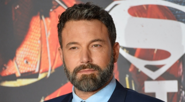 Ben Affleck Suit Movie Premiere
