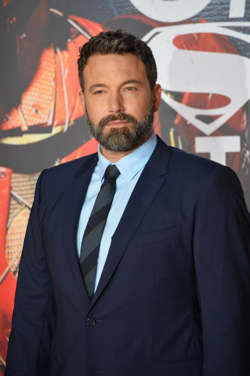 Ben Affleck Suit Movie Premiere