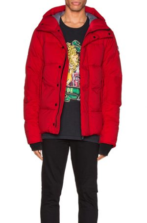 Canada Goose Armstrong Hoody in Red